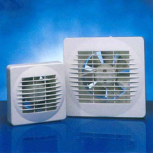 Exhaust fans for bathrooms